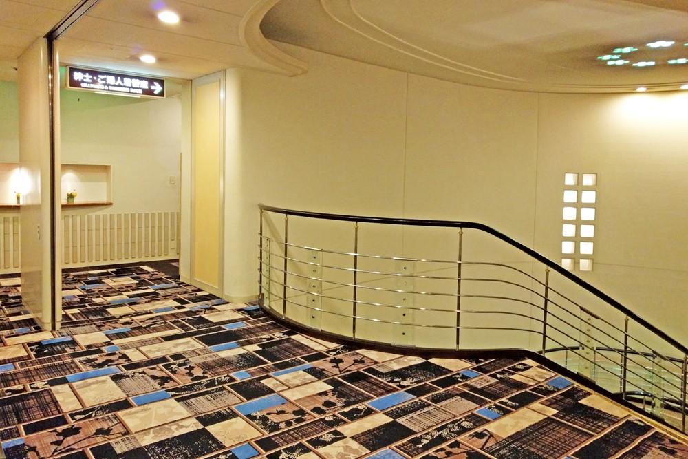 3階着替え室